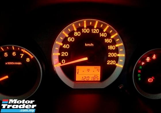 2009 HONDA CITY 1.5E i-Vtec Original Mileage One Owner Tip Top