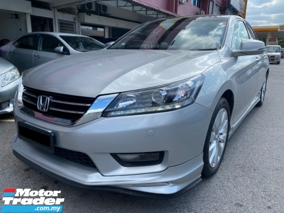 2015 HONDA ACCORD 2.0 VTI Full Service Record Actual Year Make