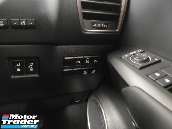 2016 LEXUS NX 2016 Lexus NX200 Version L 4 Camera 360 View BSM Power Boot Leather Unregister