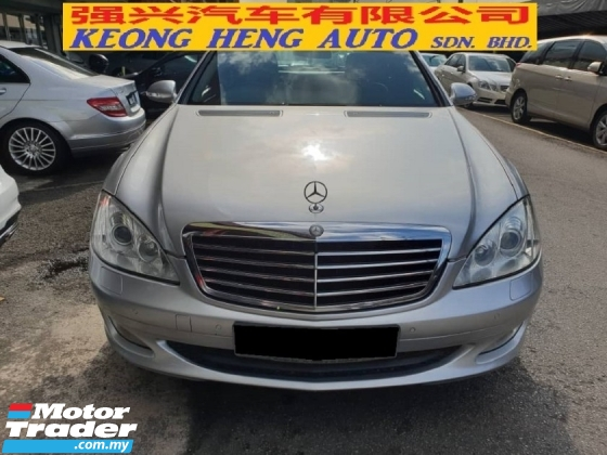 2006 MERCEDES-BENZ S-CLASS S350 3.5 (A) (JAPAN SPEC)