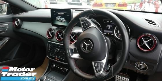 2015 MERCEDES-BENZ CLA Mercedes Benz CLA45 amg panaromic roof 2015