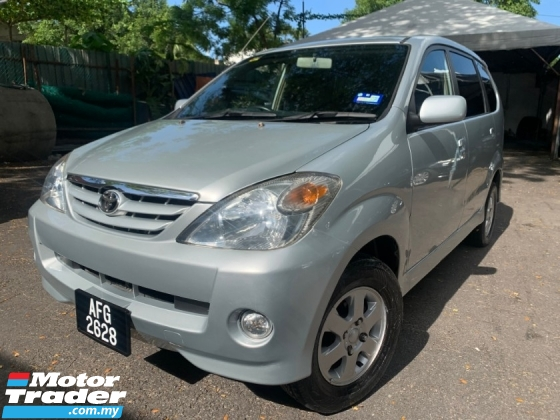 2004 TOYOTA AVANZA 1.3 (A) TRUE YEAR BIG BIG OFFER TIP TOP CONDITION LIKE NEW