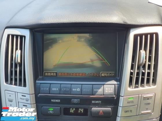 2009 TOYOTA HARRIER 240G L PACKAGE 4WD REG 2011
