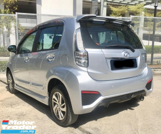 2017 PERODUA MYVI 2017 Perodua Myvi 1.5 SE Hatchback(TRUE YEAR MAKE)(UNDER WARRANTY)(LOW MILEAGE)(ONE OWNER)