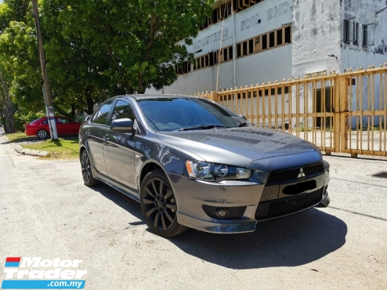 2008 MITSUBISHI LANCER GT 2.0L ACTUAL YEAR MADE* 100%-ACCIDENT FREE* JUST BUY & USE* NO REPAIR NEEDED* EXCELLENT CONDITION