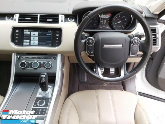 2015 LAND ROVER RANGE ROVER SPORT SE 3.0L V6 SUPERCHARGE (UNREG) ALLOY RIMS