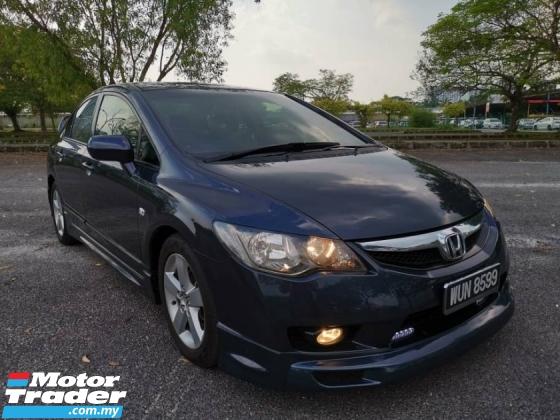 2010 HONDA CIVIC 1.8S-L VTEC (A) FULL BODYKIT CAR KING