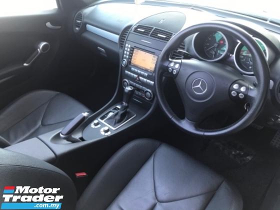 2006 MERCEDES-BENZ SLK 3.0 V6 Ori Brabus Body Kit MUS VIEW
