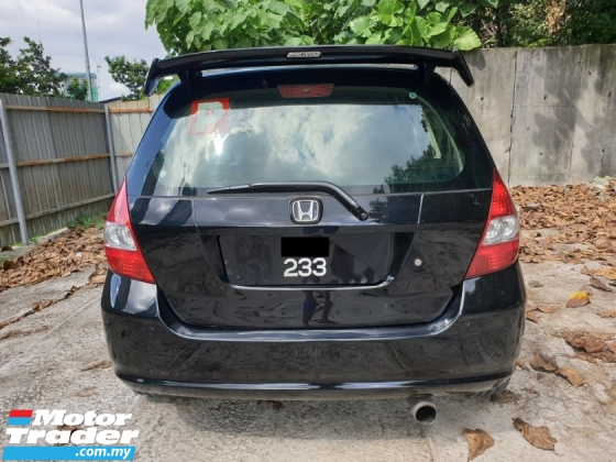 2004 HONDA JAZZ 1.3 VTEC (A) CBU TIP TOP CONDITION
