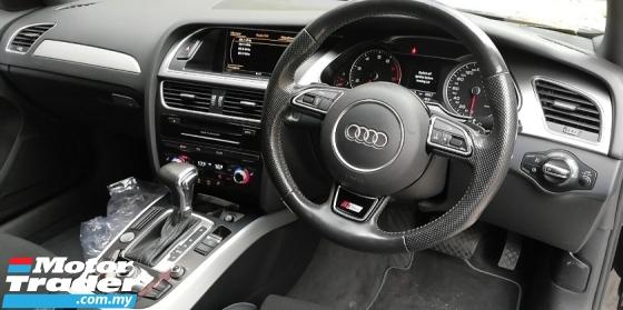 2015 AUDI A4 Audi A4 2.0 A-line 2015