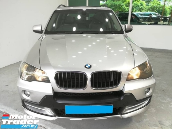 2009 BMW X5 3.0 7SEAT SUNROOF FACELIFT MODEL
