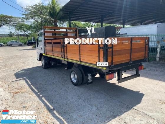 2020 13KAKI UNREGISTERED ISUZU NHR69E 13KAKI UNREGISTERED ISUZU NHR69E truck