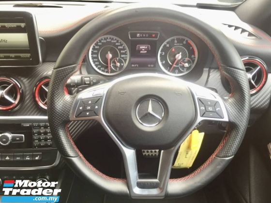 2014 MERCEDES-BENZ A45 4MATIC AMG - JAPAN SPEC - UNREG (BEST DEAL IN TOWN)