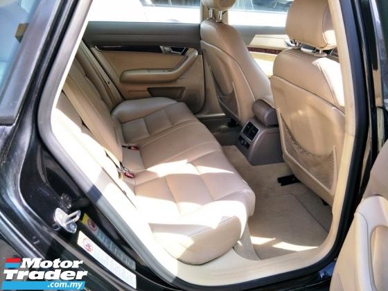 2006 AUDI A6 2.4 V6 CBU
