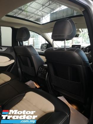 2016 MERCEDES-BENZ GLE 450 AMG PREMIUM PLUS 3.0