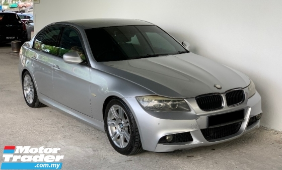2010 BMW 3 SERIES 320i M-Sport Auto Original M Performance Spec