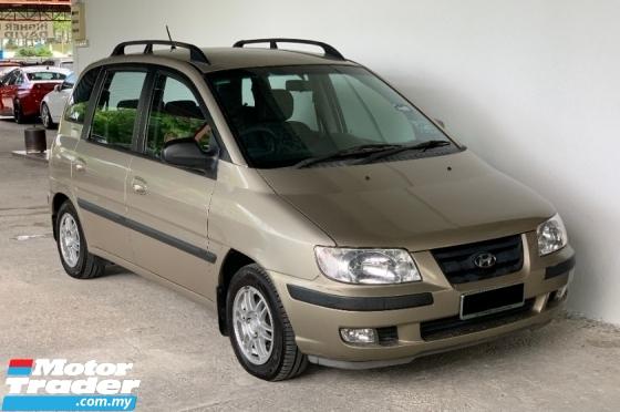 2005 HYUNDAI MATRIX 1.6 Auto Facelift High Spec
