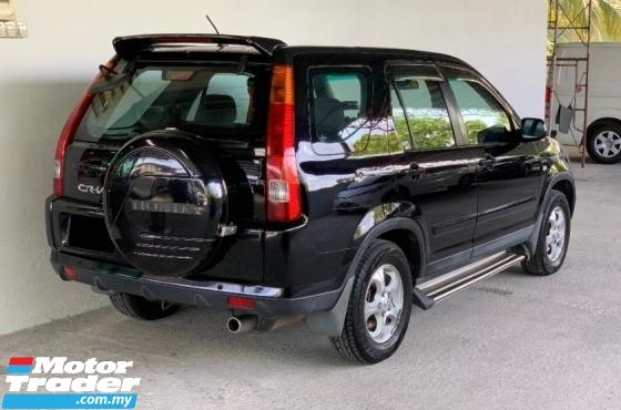 2005 HONDA CR-V 2.0 i-VTEC (A) Facelift Premium Edition