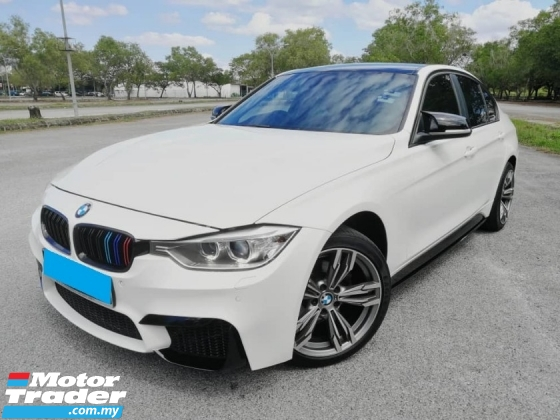 2015 BMW 3 SERIES Bmw F30 316i 1.6 (A) M3 B/KIT FACELIFT WARRTY ONE YEAR