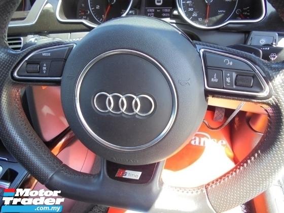 2012 AUDI A5 2.0 TFSI Q/Tro S-LINE Coupe 2Door LikeNEW