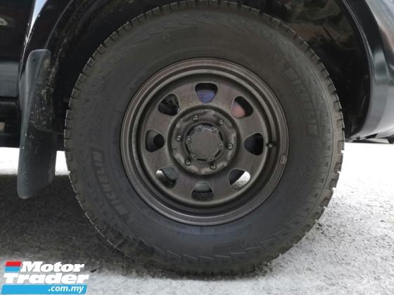 2012 NISSAN FRONTIER NISSAN FRONTIER 2.5 MT 4WD FULL SPEC