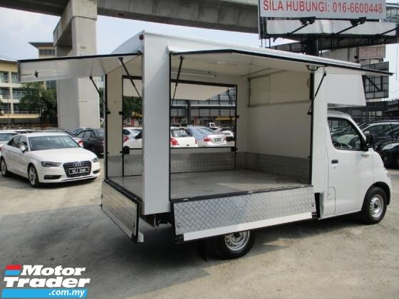 2014 Daihatsu Gran Max 1.5 (M) Pasar Malam MIleage 37k