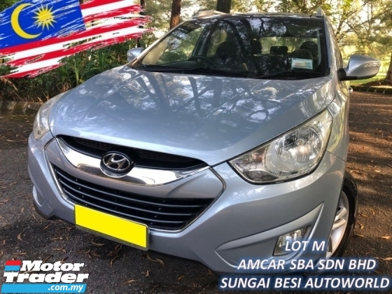 2011 HYUNDAI TUCSON 2.0 PREMIUM (A) PANORAMIC P/START HI SPEC
