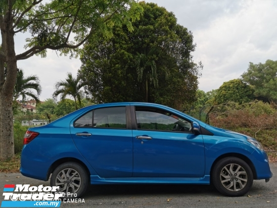 2016 PERODUA BEZZA 1.3 (A) Advance - ORI COND ( FULL SVC RCD / WARRANTY )