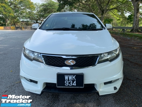 2013 KIA FORTE 1.6 SX (A) 1 Owner Only Full Set Bodykit Original Paint TipTop Condition View to Confirm