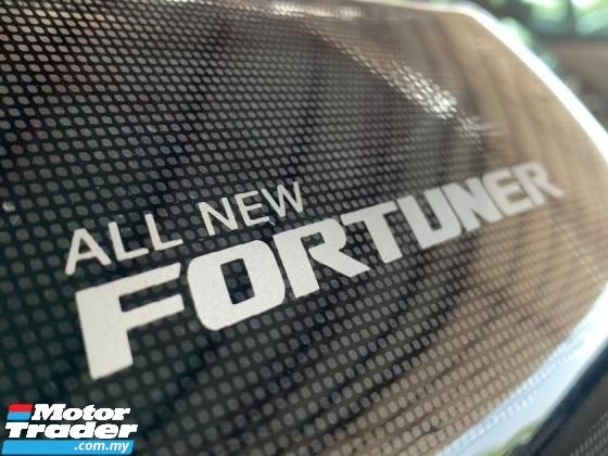 2018 TOYOTA FORTUNER 2.4 AUTO DIESEL 4X4 TIP TOP CONDITION UNDER TOYOTA WARRANTY