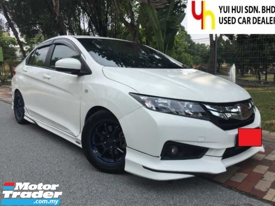 2015 HONDA CITY HONDA CITY 1.5 i VTEC (A) ONE CAREFUL OWNER HIGH SPEC