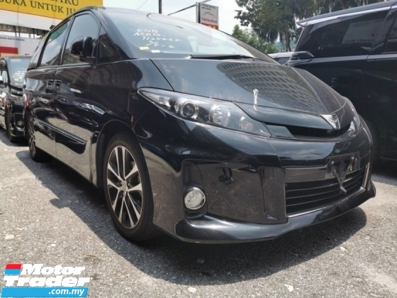 2015 TOYOTA ESTIMA AERAS BERRY EDITION 2.4 / TIPTOP CONDITION FROM JAPAN / READY STOCK OFFER