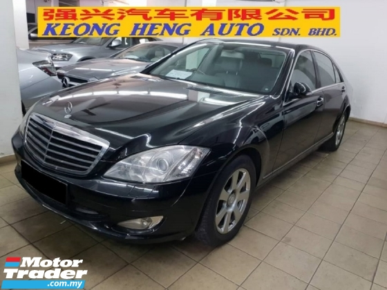 2007 MERCEDES-BENZ S-CLASS S300L 3.0 (CKD LOCAL SPEC)