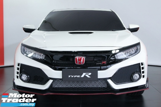 2018 HONDA CIVIC HONDA CIVIC 2.0 TYPE R(M) FK8 BRAND NEW CAR. 500 KM ONLY.
