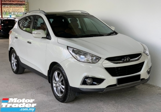 2013 HYUNDAI TUCSON 2.4 Auto Facelift High Grade Model