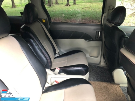 2008 TOYOTA ESTIMA 2.4AERAS S (A) 2 P/DOORS 7 SEAT 1 OWNER