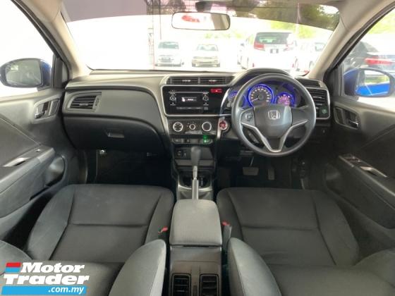 2015 HONDA CITY 1.5 I-VTEC Auto Facelift MUGEN Edition