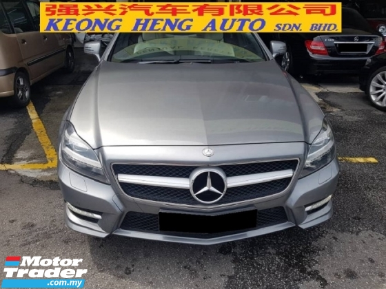 2011 MERCEDES-BENZ CLS-CLASS CLS350 3.5 AMG (UK SPEC)