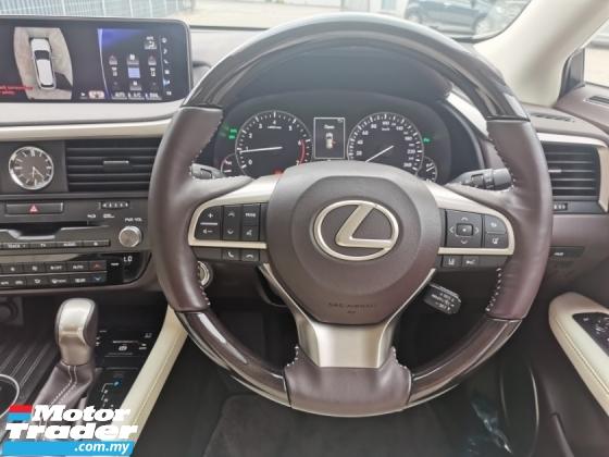 2015 LEXUS RX 200T Version L High Spec