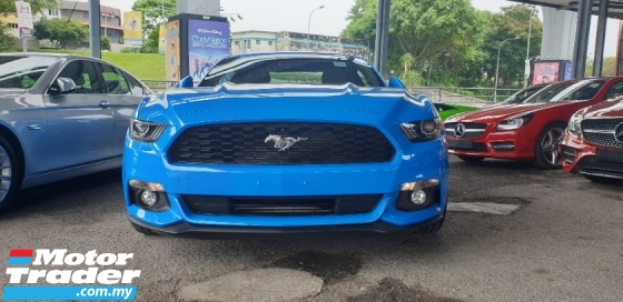 2018 FORD MUSTANG 2.3 ACTUAL YEAR MAKE NO HIDDEN CHARGES ALL TAX INCLUDE