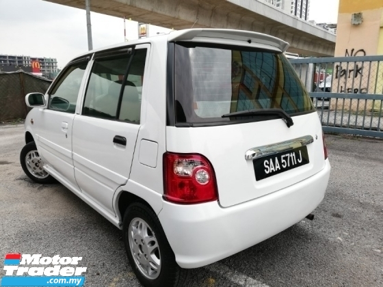 2005 PERODUA KANCIL 850 EZ (A) INJECTION 2 POWER WINDOR