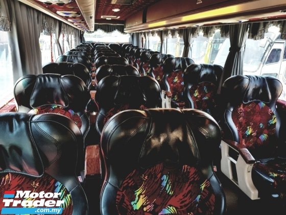 2013 HINO RK1JSLL BUS/ BAS AIR CON HINO