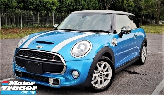 2016 MINI 3 DOOR 2015 MINI COOPER S 2.0A TWIN TURBO FACELIFT JAPAN SPEC CAR SELLING PRICE ONLY ( RM 149,000.00 NEGO )