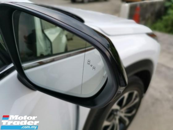 2017 LEXUS NX 200T F SPORT WHITE SUNROOF BSM 4CAM FULL SPEC OFFER UNREG