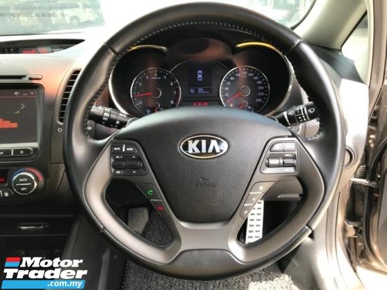 2014 KIA CERATO K3 1.6 (A) Full Leather Seat