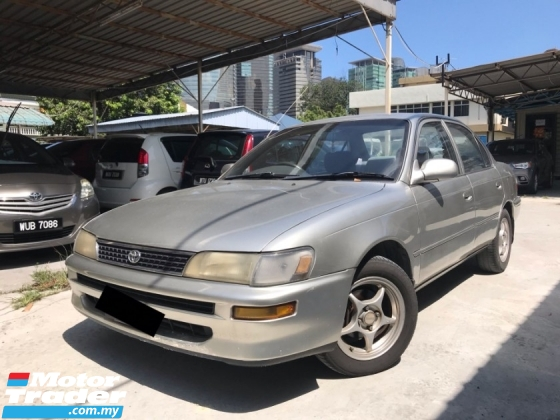 1994 TOYOTA SEG 1.6 AUTO AIR COND COOL