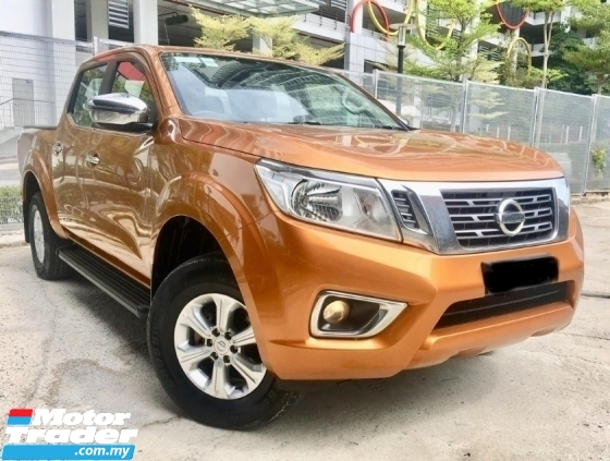 2015 NISSAN NAVARA  2.5 NP300 Pickup Truck(TRUE YEAR MAKE)(LOW MILEAGE)(2 YEAR WARRANTY)(ONE OWNER)
