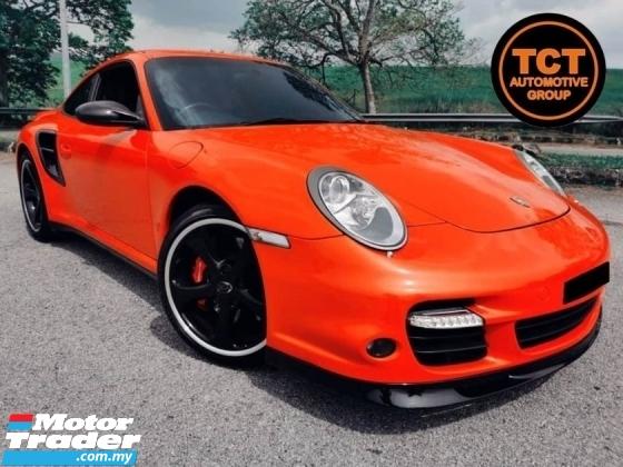 2007 PORSCHE 911 Turbo 3.6 (A) Twin Turbo 997 Sport Chrono Sunroof 480HP