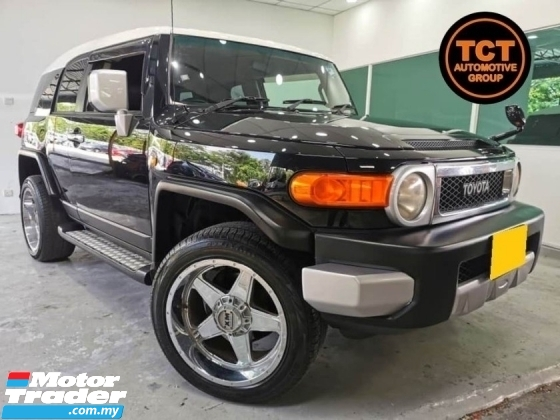 2011 TOYOTA FJ CRUISER 4.0 (A) 4X4 4WD Owner Never OFF ROAD Free 1 Year Warranty