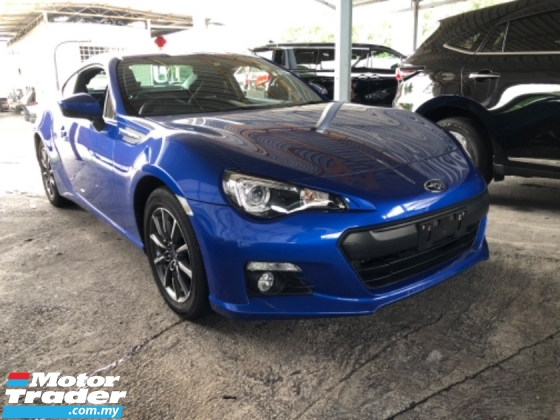 2016 SUBARU BRZ Unreg Subaru BRZ 2.0 D4S Boxter Engine Auto Paddle Shift Exron Light Sport Car